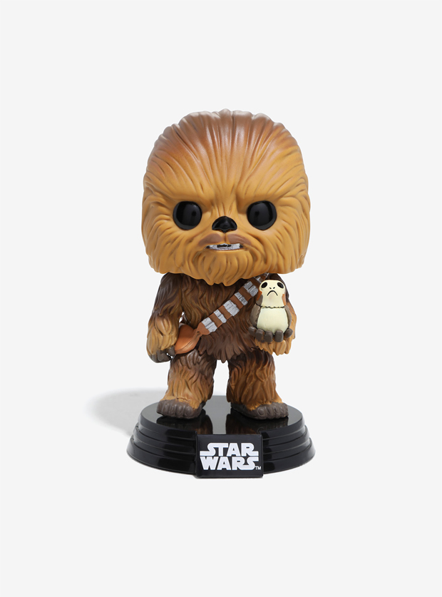 Star Wars Chewbacca Pop!