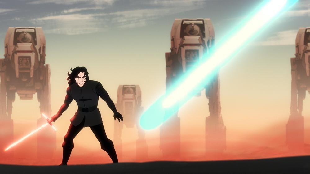 Star Wars: Galaxy of Adventures