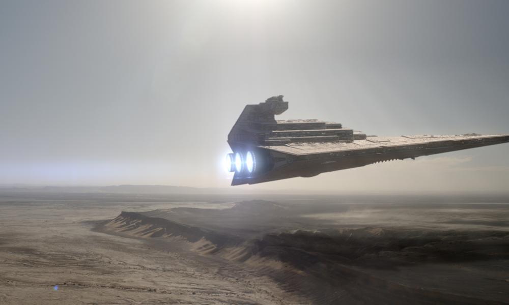 Flipbook Studios provided VFX for Phil Hawkins' fan film Star Wars: Origins (Velvet Film)