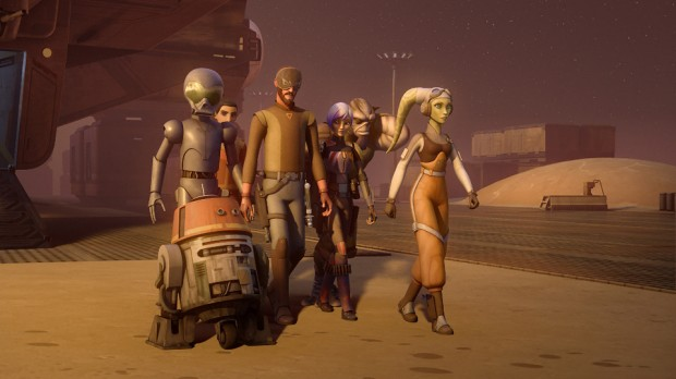 Star Wars Rebels ©Lucasfilm Ltd.