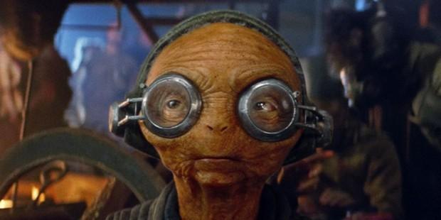 Star Wars: The Last Jedi's Maz Kanta