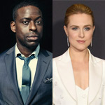 Sterlin K. Brown and Evan Rachel Wood