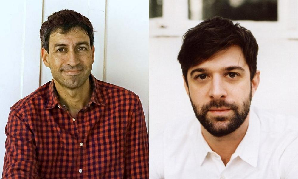 Steve Dildarian and Nick Weidenfeld