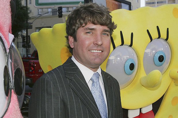 Steve Hillenburg. Photo cred: Getty Images