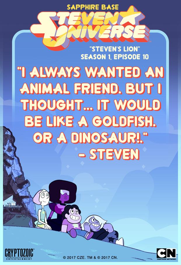 Steven Universe digital trading cards