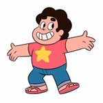 Steven Universe iMessage sticker