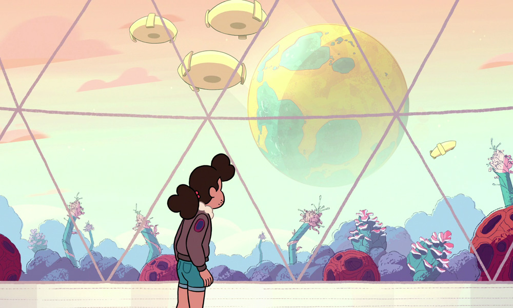 Steven Universe - Jungle Moon