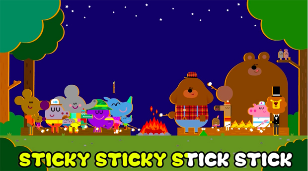 "Hey Duggee ""Stick Song"""