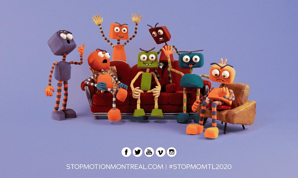Stop Motion Montreal 2020