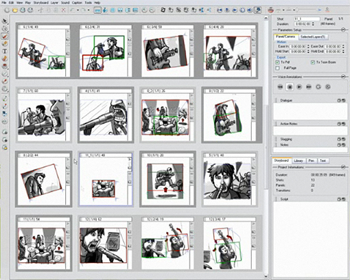 Toon Boom Launches Storyboard Pro D  Animation Magazine