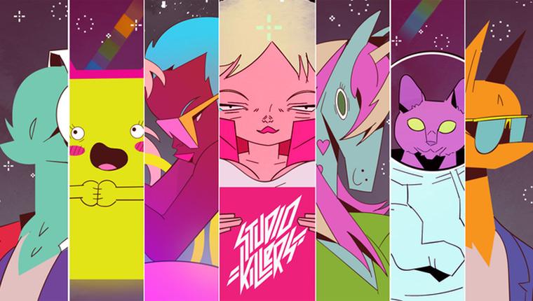 Studio Killers 404