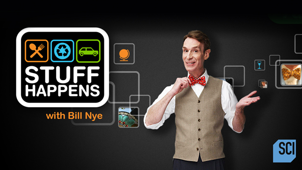 Stuff Happens with Bill Nye