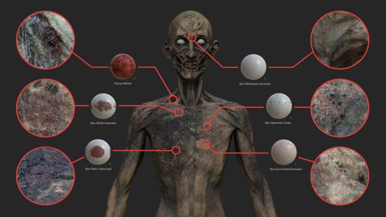 Zombie by Pablo Munoz Gomez