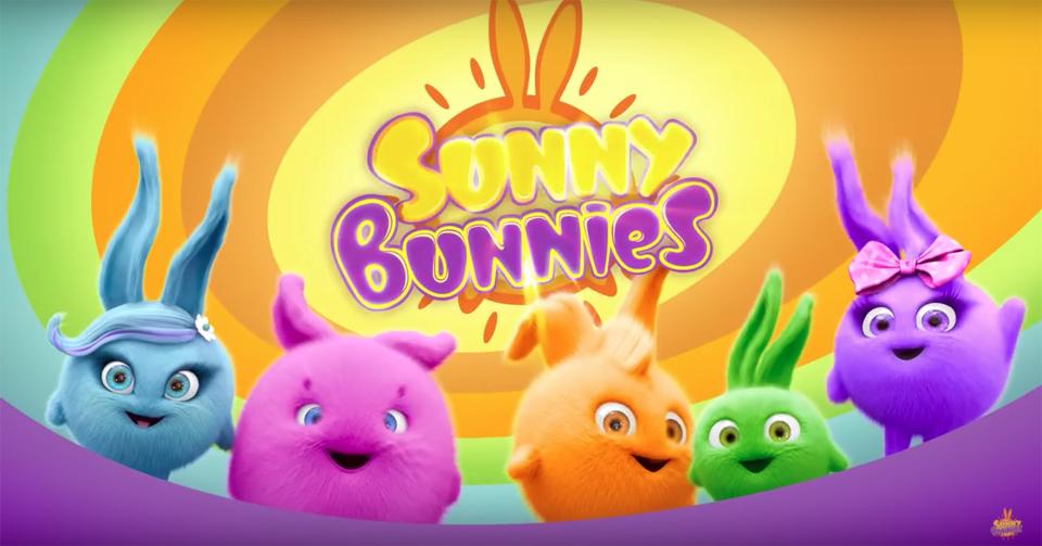 Season 2 of 'Sunny Bunnies' Bounces to Disney