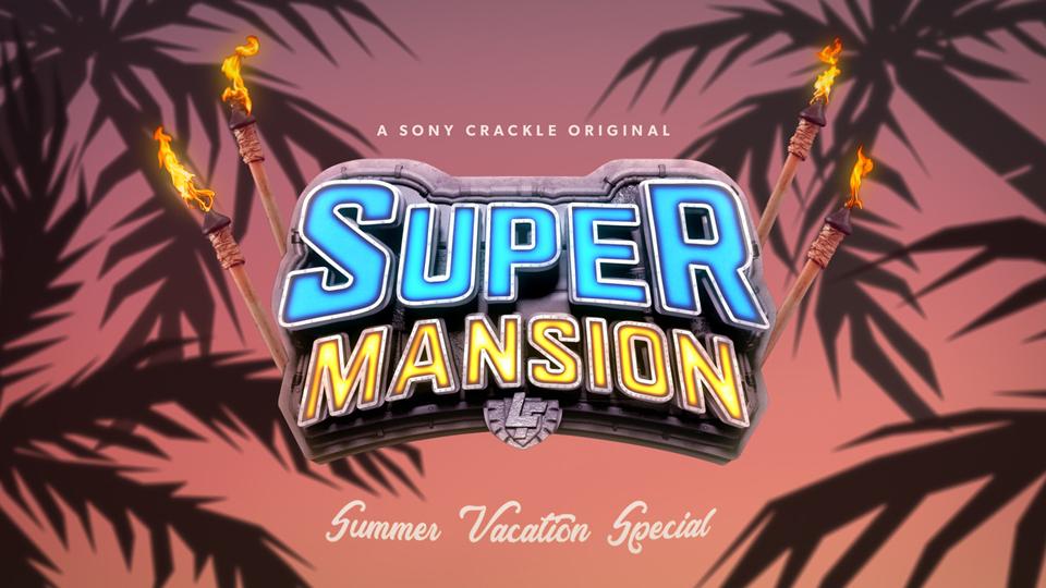 Supermansion Summer Special Set For August