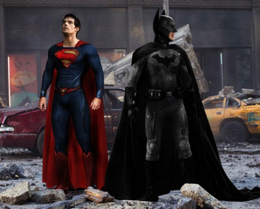 Warner Bros. Confirms Batman/Superman Movie for 2015