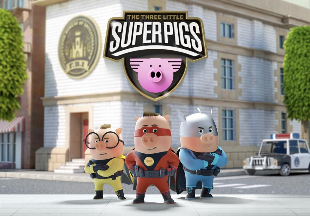 Superpigs