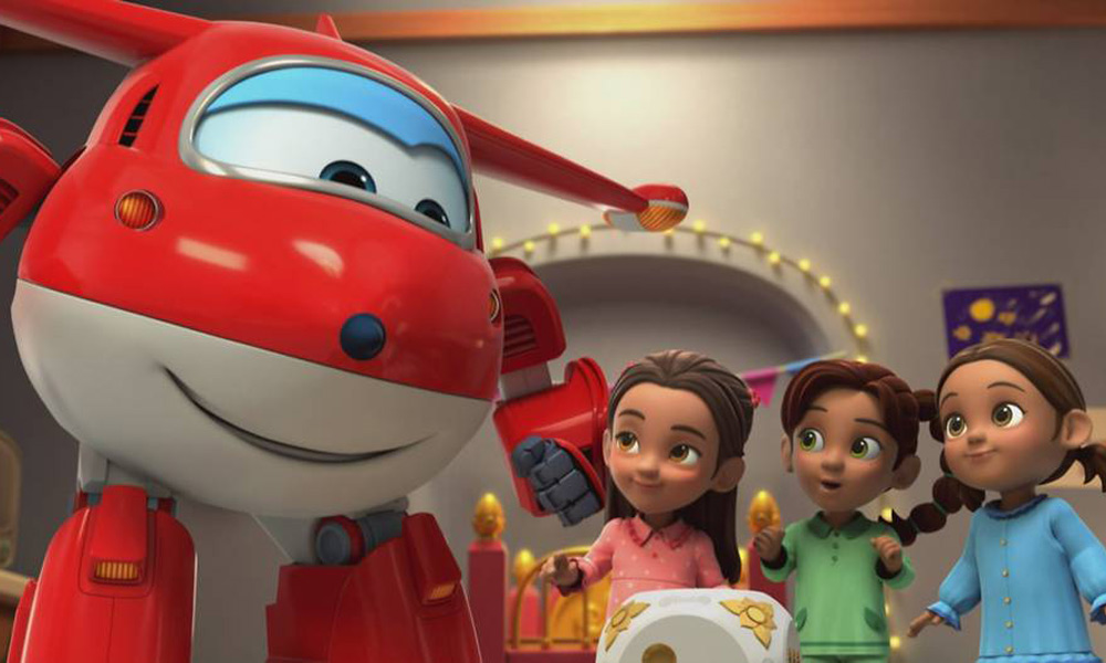 SuperWings Mission Teams