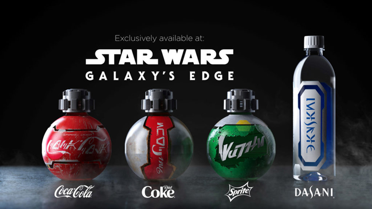 Star Wars: Galaxy's Edge Coca-Cola