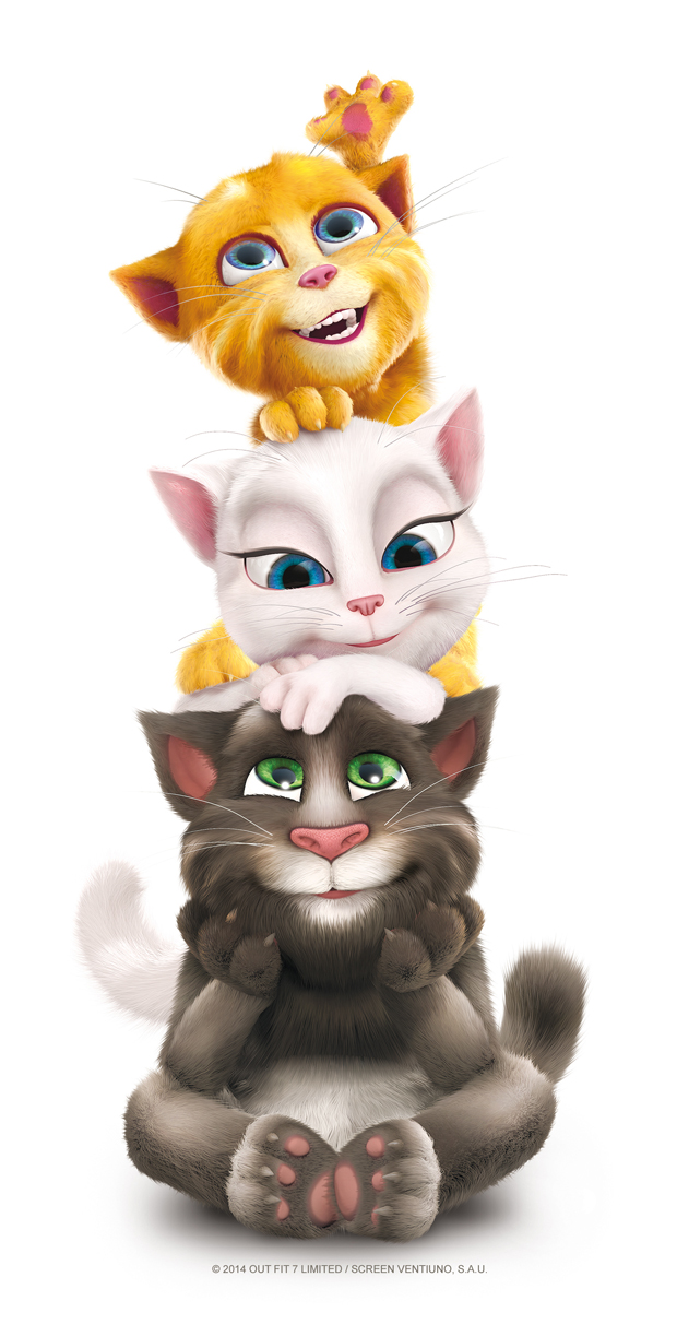 Talking Tom and Friends