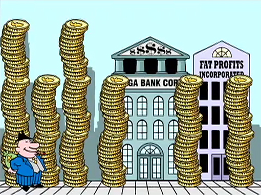 Tax the Rich: An Animated Fairy Tale