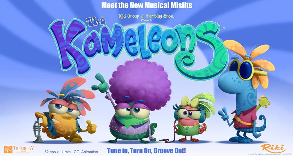 The Kameleons
