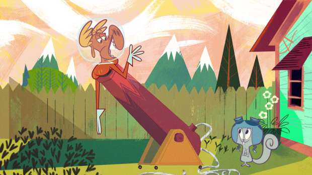 The Adventure of Rocky and Bullwinkle