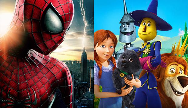 The Amazing Spider-Man 2 / Legends of Oz: Dorothy's Return