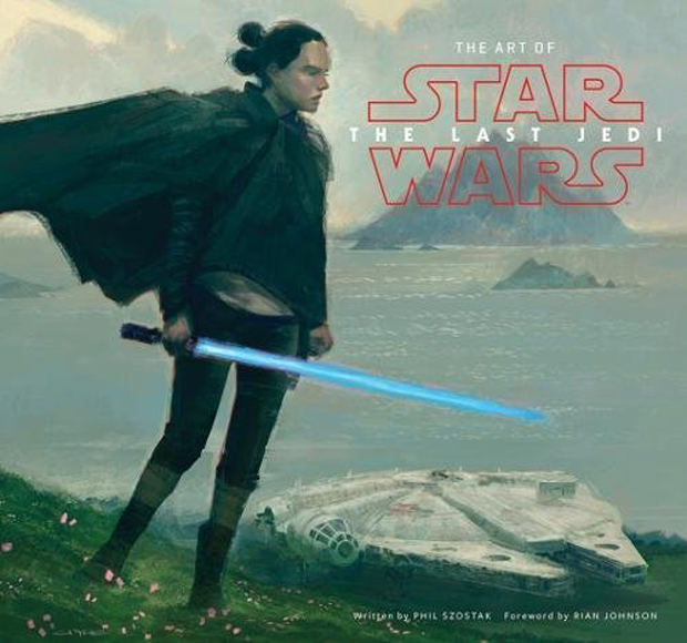 The Art of The Last Jedi