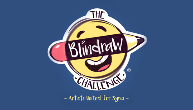 The Blindraw Challenge