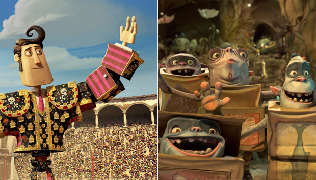 The Book of Life / The Boxtrolls