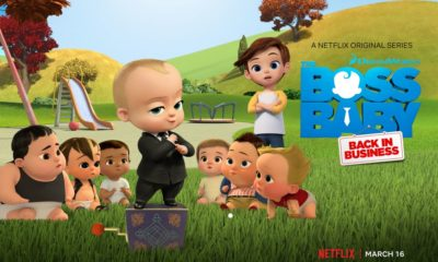 DreamWorks The Boss Baby Back in Business​