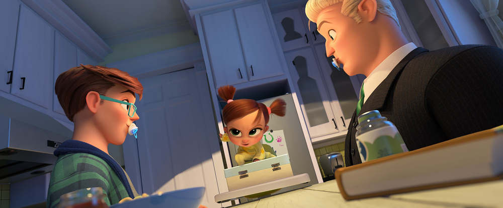 The Boss Baby: Family Business (DreamWorks Animation)