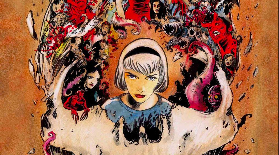 Shipka To Cast A Spell As Live Action Sabrina