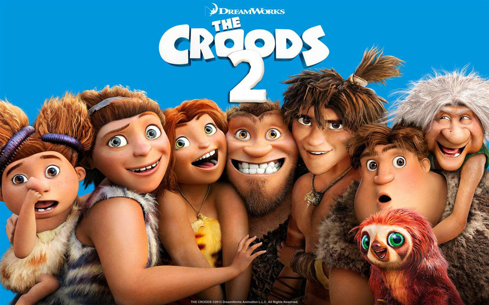 'croods release regresses to