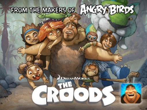 The Croods game