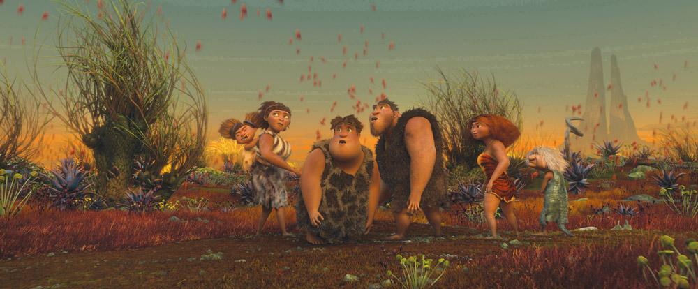 Animated People: Chris Sanders & Kirk DeMicco | Animation ...