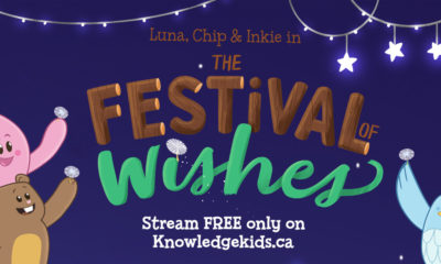 Luna, Chip & Inkie in The Festival of Wishes