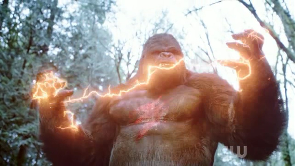 """The Flash """"Grodd Friended Me"""""""