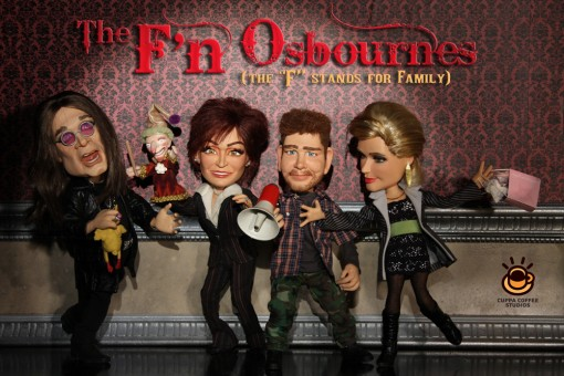 The F'n Osbournes