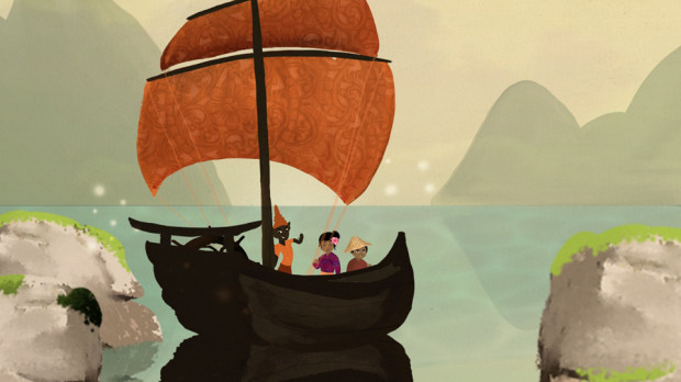 The Genie of the Seas