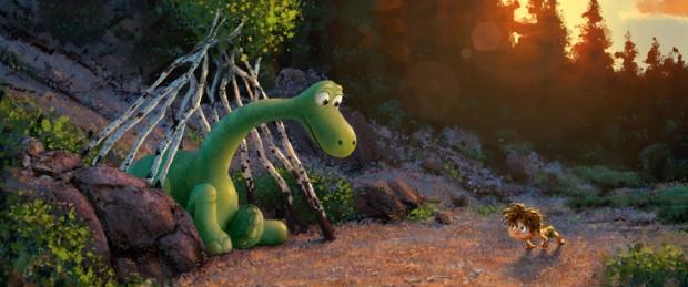 The Good Dinosaur (concept art)