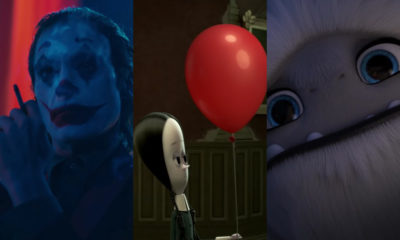 Joker, The Addams Family, and Abominable