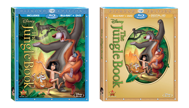 The Jungle Book Diamond Editions