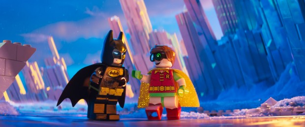The LEGO Batman Movie