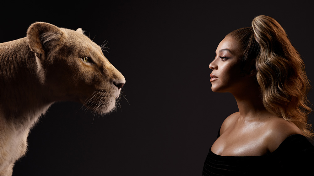 Donald Glover (Simba) and Beyoncé Knowles-Carter (Nala) lead a pride of talented voice actors, including Chiwetel Ejiofor (Scar), John Oliver (Zazu), John Kani (Rafiki), Alfre Woodard (Sarabi), Seth Rogan (Pumbaa), Billy Eichner (Timon) and James Earl Jones reprising the role of Mufasa.