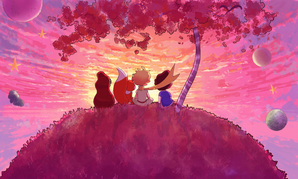 The Little Prince and Friends