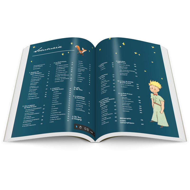 The Little Prince Encyclopedia, by Cernunnos