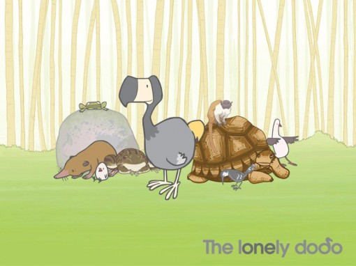 The Lonely Dodo