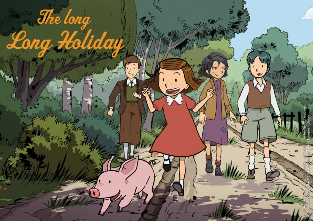The Long Long Holiday